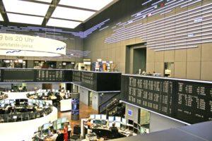euro valuta trading