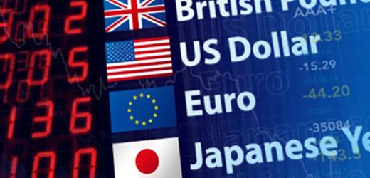 forex trading principali valute